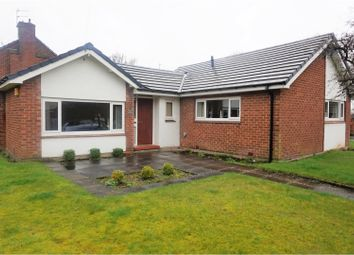 Thumbnail 3 bed detached bungalow for sale in Early Bank, Stalybridge