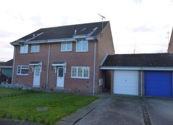 Thumbnail 3 bed semi-detached house to rent in The Limes, Beckingham, Doncaster