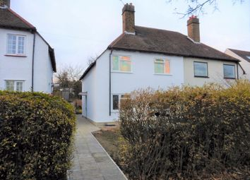 Thumbnail 4 bed semi-detached house to rent in Durnsford Road, London