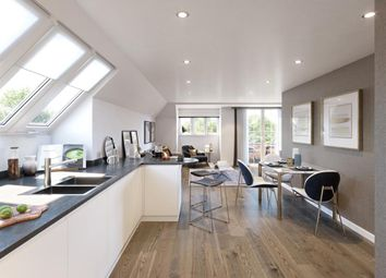 Thumbnail 3 bed flat for sale in Purley Hill, Purley, Surrey