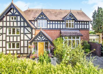 Thumbnail 5 bed detached house for sale in Balsall Street, Balsall Common, Coventry