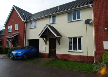 Thumbnail 3 bed terraced house to rent in Blands Farm Close, Palgrave, Diss
