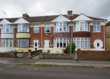 Thumbnail 3 bed terraced house for sale in Hill Park Road, Gosport