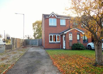 Thumbnail 2 bed semi-detached house for sale in Chequers Court, Norton Canes