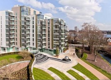 Thumbnail 1 bed flat for sale in Skylark Point, 48 Newton Close, London