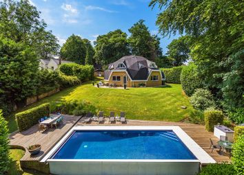 Thumbnail 4 bed detached house for sale in Paynesfield Road, Tatsfield, Westerham