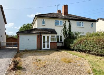 Thumbnail 3 bed semi-detached house for sale in Northend Road, Fenny Compton, Southam