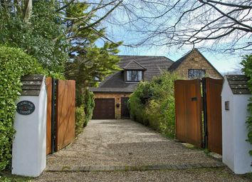 Thumbnail 5 bed detached house for sale in Cottagers Lane, Hordle, Lymington, Hampshire