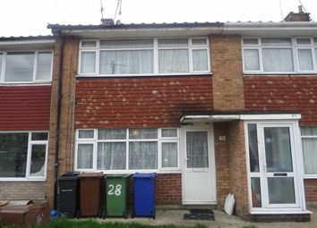 Thumbnail 3 bed terraced house to rent in Chaucer Close, Tilbury, Essex