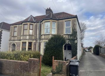 Thumbnail 3 bed semi-detached house for sale in Talbot Avenue, Kingswood, Bristol