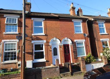 Thumbnail 2 bed semi-detached house to rent in Canterbury Road, Colchester
