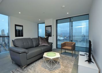Thumbnail 1 bed flat to rent in Dollar Bay Place, Isle Of Dogs