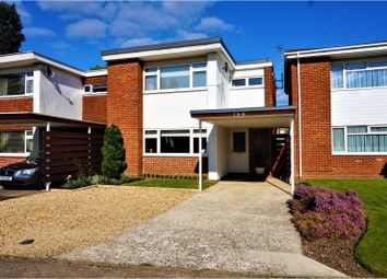 Thumbnail 3 bed detached house for sale in Packenham Road, Basingstoke