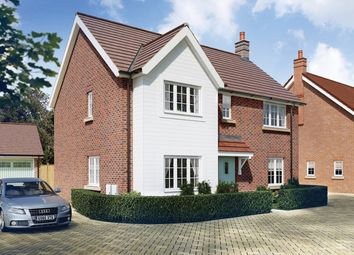 "Thumbnail 4 bed property for sale in ""Caldwick"" at Welton Lane, Daventry"