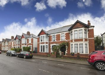 Thumbnail 3 bed semi-detached house for sale in Lansdowne Road, Cardiff