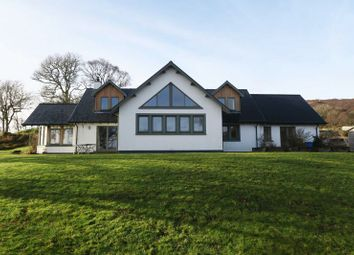 Thumbnail 5 bedroom detached house for sale in Isle Ornsay, Isle Of Skye