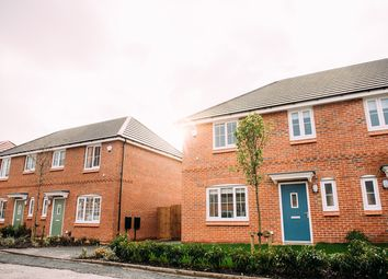 Thumbnail 3 bedroom terraced house to rent in Cables Retail Park, Steley Way, Prescot