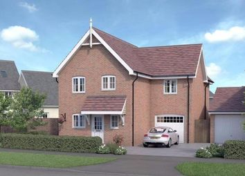 Thumbnail 3 bedroom detached house for sale in Runwell Road, Runwell, Essex
