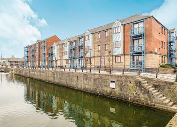 Thumbnail 2 bedroom flat for sale in Abernethy Quay, Maritime Quarter, Swansea