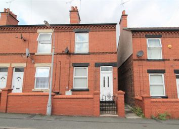 Thumbnail 2 bedroom end terrace house for sale in Dale Street, Wrexham