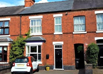 Thumbnail 2 bed terraced house for sale in Wales Lane, Burton-On-Trent
