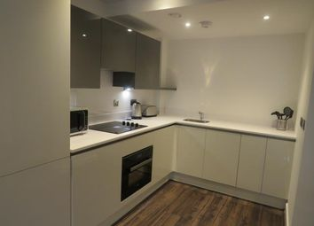 Thumbnail 1 bed flat to rent in Tenby Street South, Birmingham