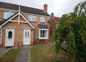 Thumbnail 3 bed semi-detached house to rent in Mendip Close, Ashington