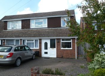 Thumbnail 3 bed semi-detached house for sale in Goodmoor Crescent, Gloucester