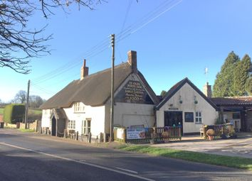Thumbnail Pub/bar for sale in Ye Olde Poppe Inn, Tatworth, South Chard, Chard, Somerset