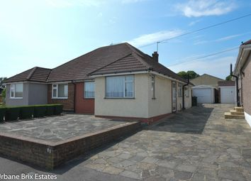 Thumbnail 3 bed semi-detached bungalow for sale in Red Lodge Road, Bexley