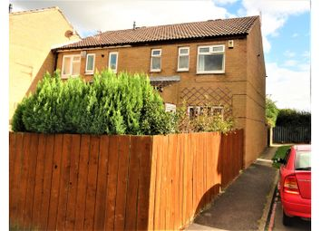 Thumbnail 3 bed terraced house for sale in Stakesby Close, Guisborough