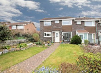 Thumbnail 4 bed end terrace house for sale in Rigdale Close, Eggbuckland