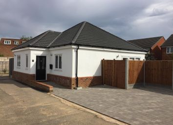 Thumbnail 3 bed detached bungalow for sale in Sowrey Avenue, Rainham