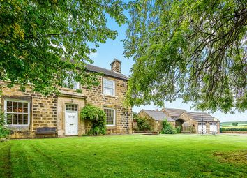 Thumbnail 5 bedroom farmhouse for sale in Doncaster Road, Thrybergh, Rotherham
