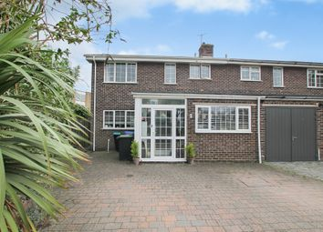Thumbnail 3 bed semi-detached house for sale in The Moorings, Shoreham-By-Sea, West Sussex