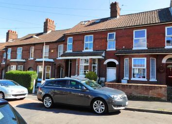 Thumbnail 4 bed terraced house to rent in Buxton Road, Norwich