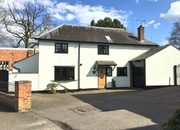 Thumbnail 2 bed detached house for sale in Fleckney Road, Kibworth, Leicester