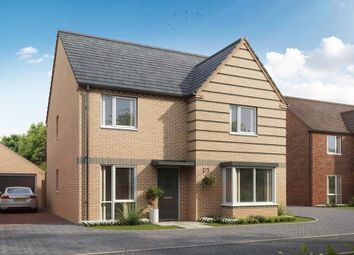 "Thumbnail 4 bedroom detached house for sale in ""Holden"" at Pedersen Way, Northstowe, Cambridge"