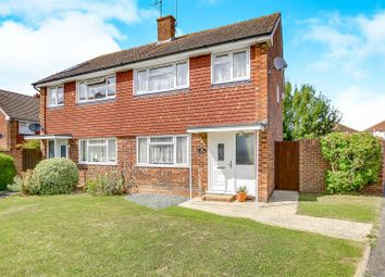 Thumbnail 3 bed semi-detached house for sale in South Drive, Burgess Hill