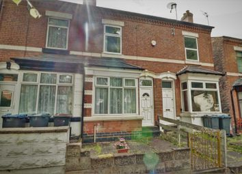 2 bed terraced house for sale in Johnson Road, Erdington, Birmingham B23
