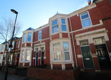 Thumbnail 3 bed flat to rent in Shortridge Terrace, Jesmond, Newcastle Upon Tyne