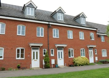 Thumbnail 3 bed terraced house for sale in 86 The Pollards, Bourne, Lincolnshire