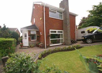 Thumbnail 4 bed detached house for sale in Douglas Avenue, Horwich, Bolton