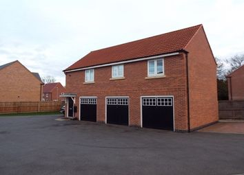 Thumbnail 2 bed detached house to rent in Pach Way, Fernwood, Newark