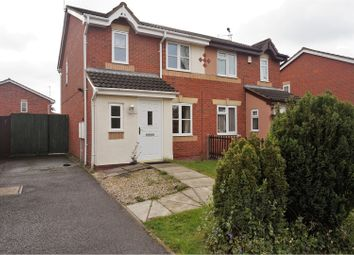 Thumbnail 3 bedroom semi-detached house for sale in Hilcot Green, Leicester