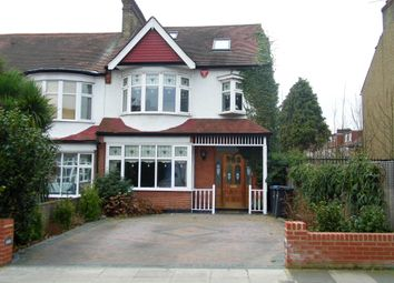 Thumbnail 4 bed semi-detached house for sale in Bush Hill Road, Winchmore Hill