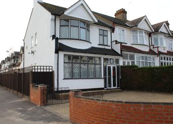 Thumbnail 3 bed end terrace house for sale in Avenue Road, London