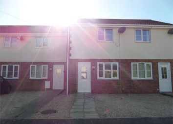 Thumbnail 2 bed terraced house to rent in Old Market Place, Rogiet, Caldicot, Monmouthshire