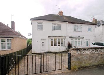 Thumbnail 3 bed semi-detached house for sale in Albert Road, Chaddesden