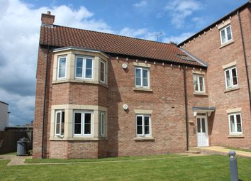Thumbnail 2 bed flat for sale in George Long Mews, Easingwold, York